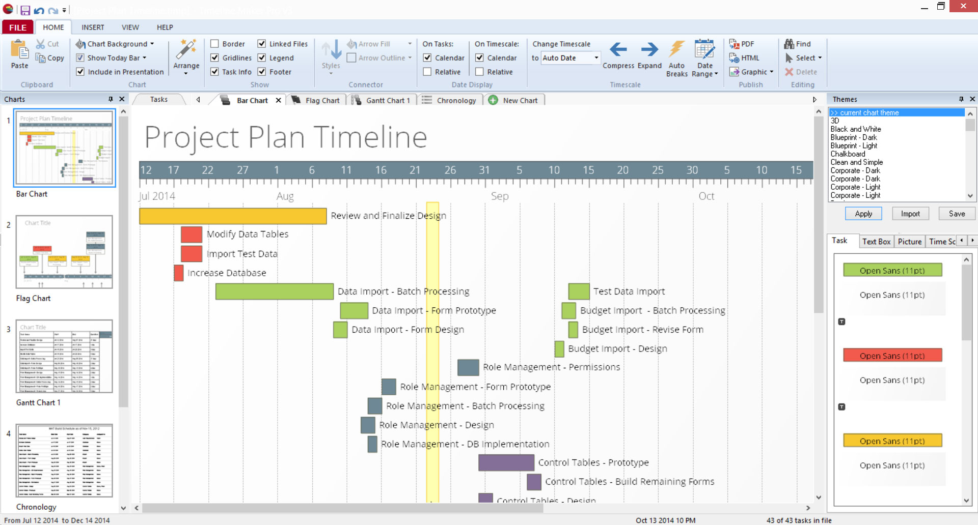 Overview timeline maker pro the ultimate timeline for How to build a house online program for free